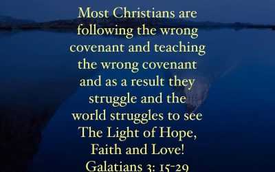 The Wrong Covenant